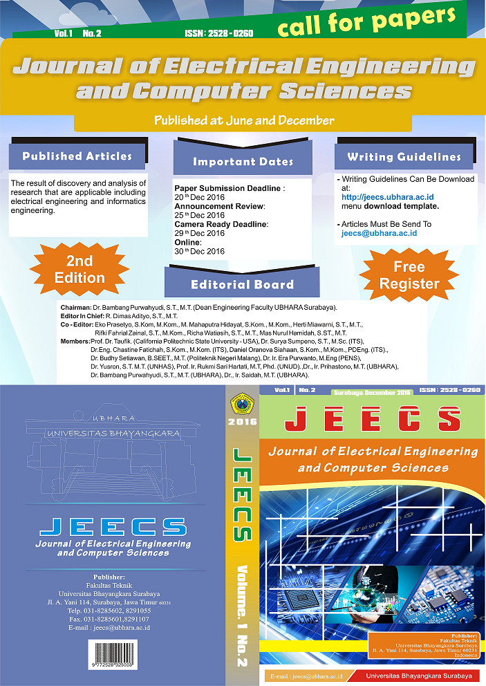 Journal of electrical engineering and computer sciences for Engineering brochure templates free download